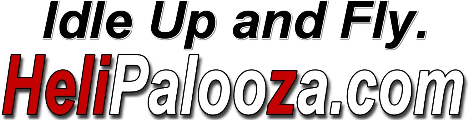 HeliPalooza RC Helicopter / Drone Network Website for Enthusiasts